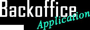 Backoffice Application